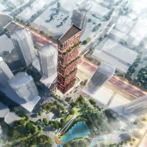 CG  Condos located at Highway 7 & Creditstone Rd, Vaughan.