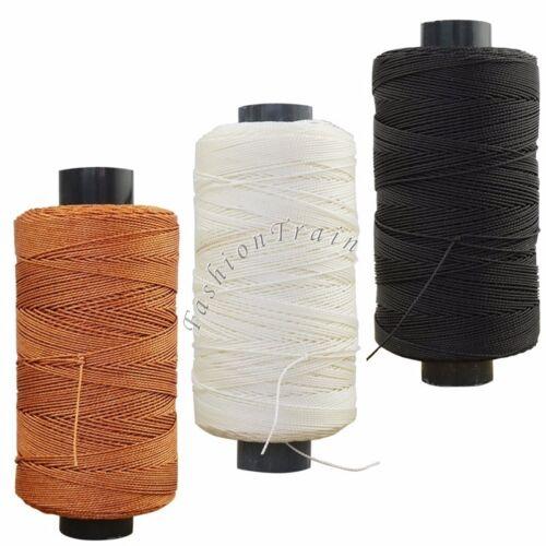400M Twine Nylon Cord Thread Serving Jig Spool Bow string Kite Line CLD