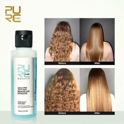 3.7% Brazilian Keratin Treatment Hair Care Straightening Repair Damage Frizz