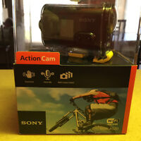 ActionCam Sony HDR-AS20
