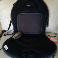 Excellent Condition - Obus Forme massage and heat back support