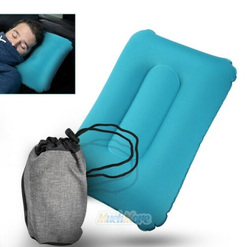 Купить Unbranded - Inflatable Air Camping/Travel Pillow Ultralight Portable Backpacking TPU w/ Case