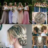 Traveling bridal hairstylist