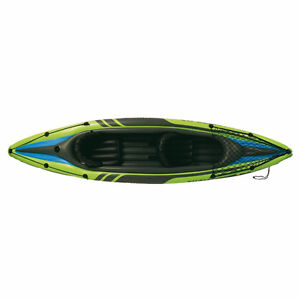 BRAND NEW 2 PERSON INFLATABLE KAYAK SET INCLUDING EVERYTHING