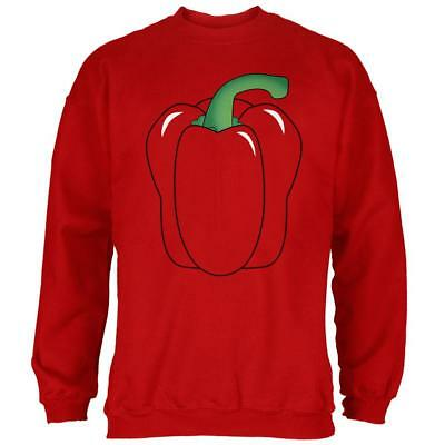 Halloween Bell Peppers (Halloween Fruit Vegetable Bell Pepper Costume Mens)