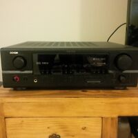 DENON Receiver with BOSE Speakers $777