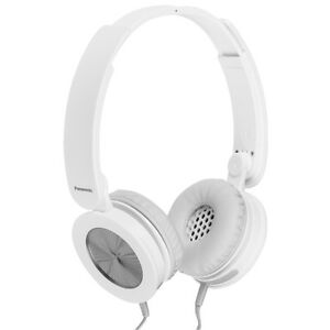 Cuffie Panasonic RP-HXS220MEW Leggere Pieghevoli - Cuffie Colore Bianco - Italia - L'oggetto può essere restituito - Italia
