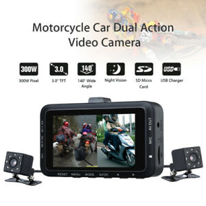 Motorcycle HD Camera DVR Recording     BRAND NEW