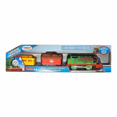 Thomas And Friends Track Master Motorized Railway Percy's Chocolate Crunch