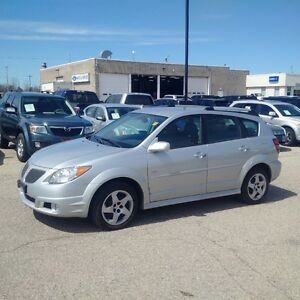 2007 Pontiac Vibe LOW KMS!!!! ONE OWNER!! NO ACCIDENTS!!