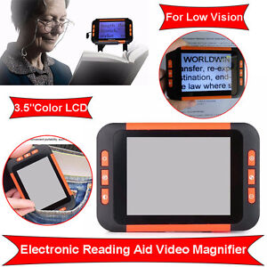 Magnifier Reading Aid 3.5