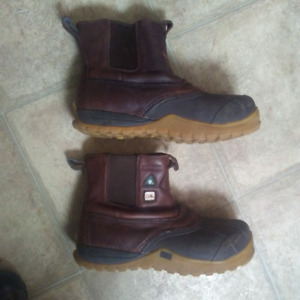 Dakota /CAT Work Boots and Shoes, Size9.5/11