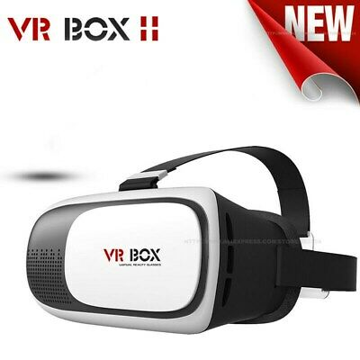 Virtual Reality VR Box Headset 3D Video Glasses For Android IOS iPhone Samsung