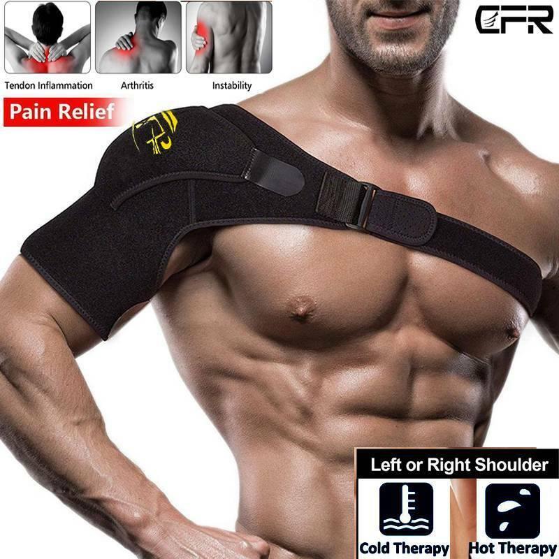 CFR Shoulder Brace Support Strap Wrap Belt Dislocation Neopr