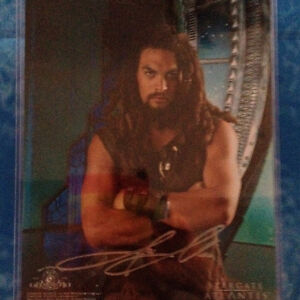 Stargate Atlantis Jason Momoa Cambridge Kitchener Area image 1