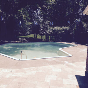 Room Rental 2 nights MAX 1 king bed with outdoor pool OAKVILLE