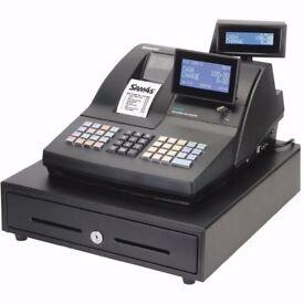 SAM4S Cash Register NR-520 (Twin Station)
