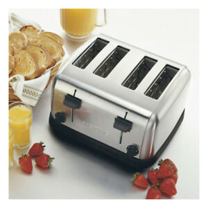 Brand New In Box Waring WCT708 Commercial Toaster