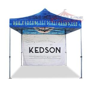 POP UP CANOPY TENTS, FLAGS, TABLE COVERS- Deluxe Canopies Canada Ltd.
