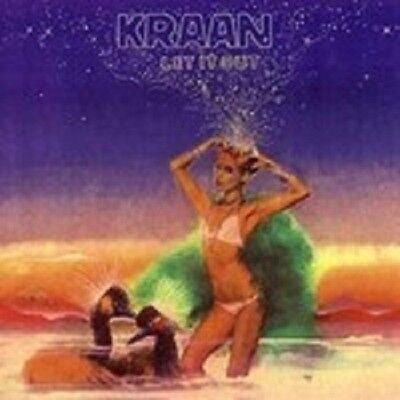 Kraan ‎– Let It Out (2001) (Cd) (Intercord ‎– 7243 8 22672 2 5) (Neu+ovp) 3