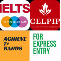EXPRESS/BRUSH UP PREP COURSES FOR IELTS / CELPIP! JOIN TODAY!
