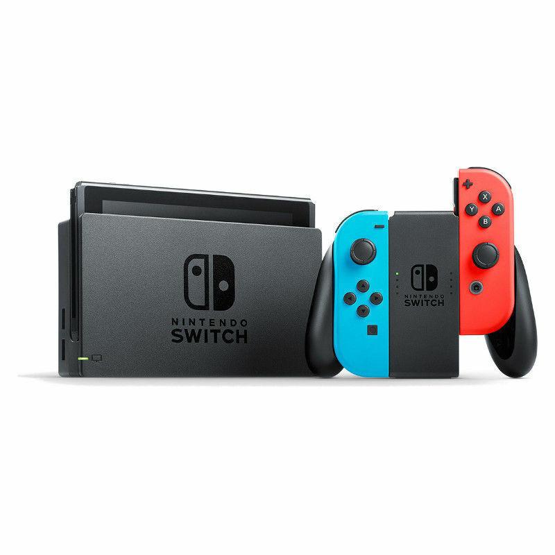 Nintendo - Nintendo Switch™ 32gb Console - Neon Red/ne