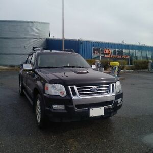 2007 Ford Explorer Sport Trac,LTD, V8,Loaded, L@@K