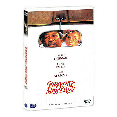 Driving Miss Daisy  1989  Dvd   Morgan Freeman  Jessica Tandy   New  All Region