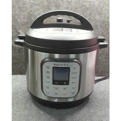 Instant Pot Duo Nova 80 7-in-1 Multi-Use Pressure Cooker, 8-Quart*
