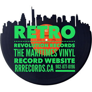 Retro Revolution Records ☆ The Maritimes Vinyl LP Website ☆