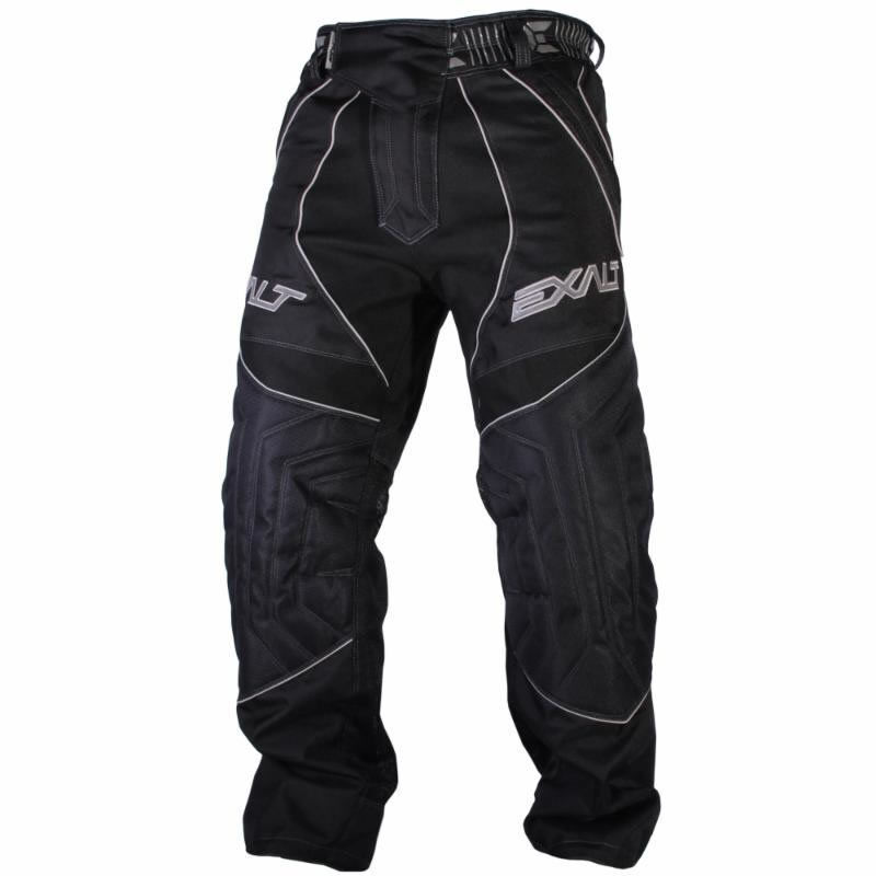Exalt T4 Pants Black / Grey - Small - Paintball