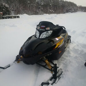 2003 Firecat Snopro EFI F7 & extra parts