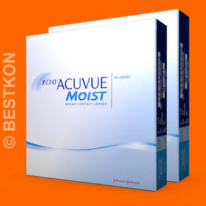 ONE DAY ACUVUE MOIST 2 x 90 KONTAKTLINSEN