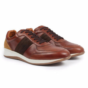 Lot of 10 men's leather shoes and sneakers available