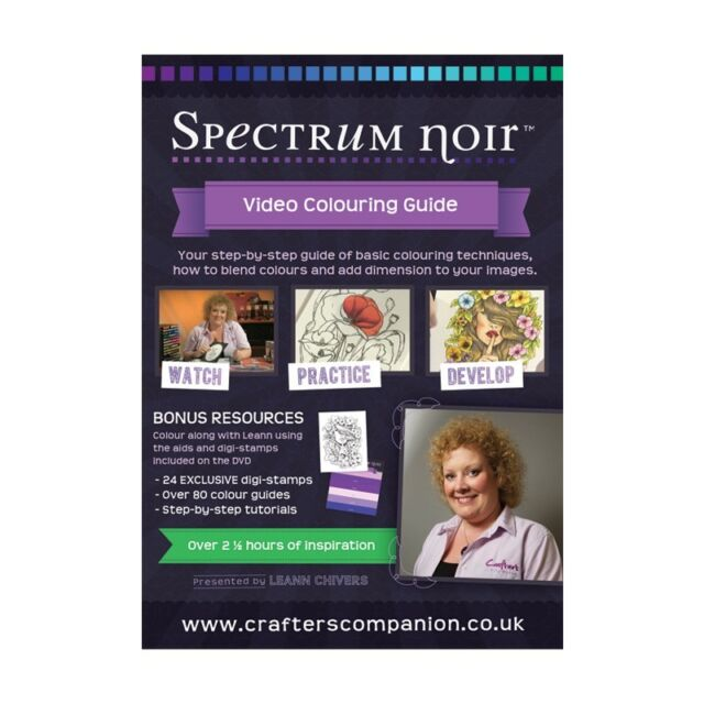 Spectrum Noir Next Generation Spectrum Noir Instructional DVD