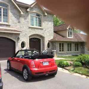 2006 MINI  Cooper S Cuir Cabriolet West Island Greater Montréal image 6