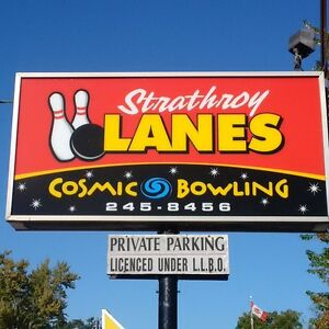 Bowling Alley for sale in Strathroy London Ontario image 1