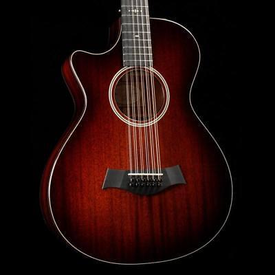 Taylor 562ce 12-Fret Grand Concert 12-String Left-Handed Acoustic Guitar