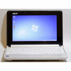 """Acer ZG5 Netbook Atom 1GB RAM 60GB HDD WiFi Webcam 8.9"""""""