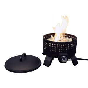 Outdoor Campfire - Portable Firepit - Propane -Brand New in Box