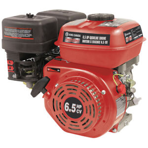 Power Force KCG-65 6.5-HP Gasoline Engine bought at Tool Town.