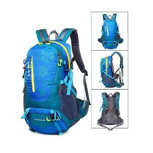New 38L School Cycling Travel  Hiking Backpack Camping