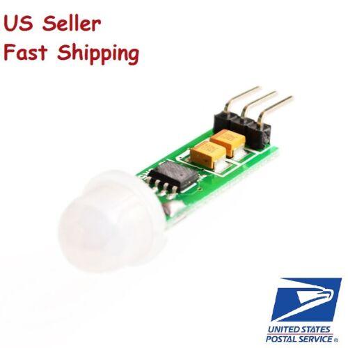 HC-SR505 Mini PIR Motion Sensor Precise Infrared Detector Module - US Seller