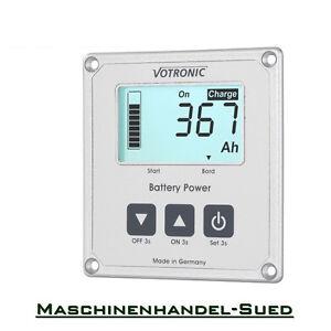Votronic LCD Batterie-Computer S200 - die Tankanzeige für Ihre Batterie - 1266