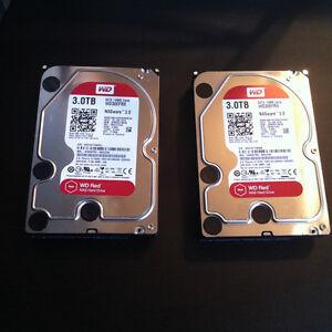 Western Digital WD 3 TB NAS Hard Drive