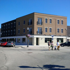 NEW Apartments for Rent, Beautiful Downtown Goderich