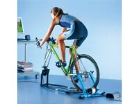 Tacx Fortius i-Magic Virtual Reality Turbo Trainer - used but fully operational
