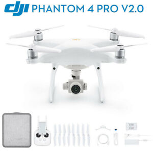 DJI Phantom 4 Pro V2.0 + Extra Battery + ND4 Filter