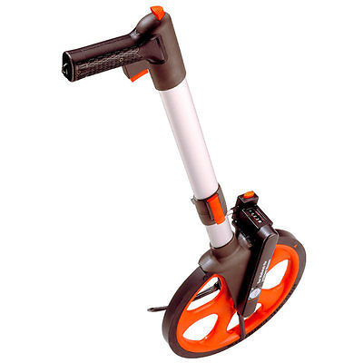 Nedo Leichtmessrad Professional 703112 Meßrad Mess Rad Rolltacho Meßlaufrad 0,1m