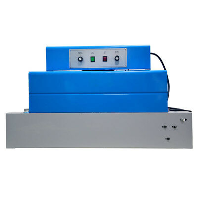 3kw Thermal Heat Shrink Packaging Machine Tunnels For Pp Pof Pvc